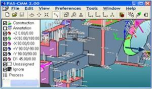 A complete CMM program from Solid Works Model, Drawing which both included GD&T