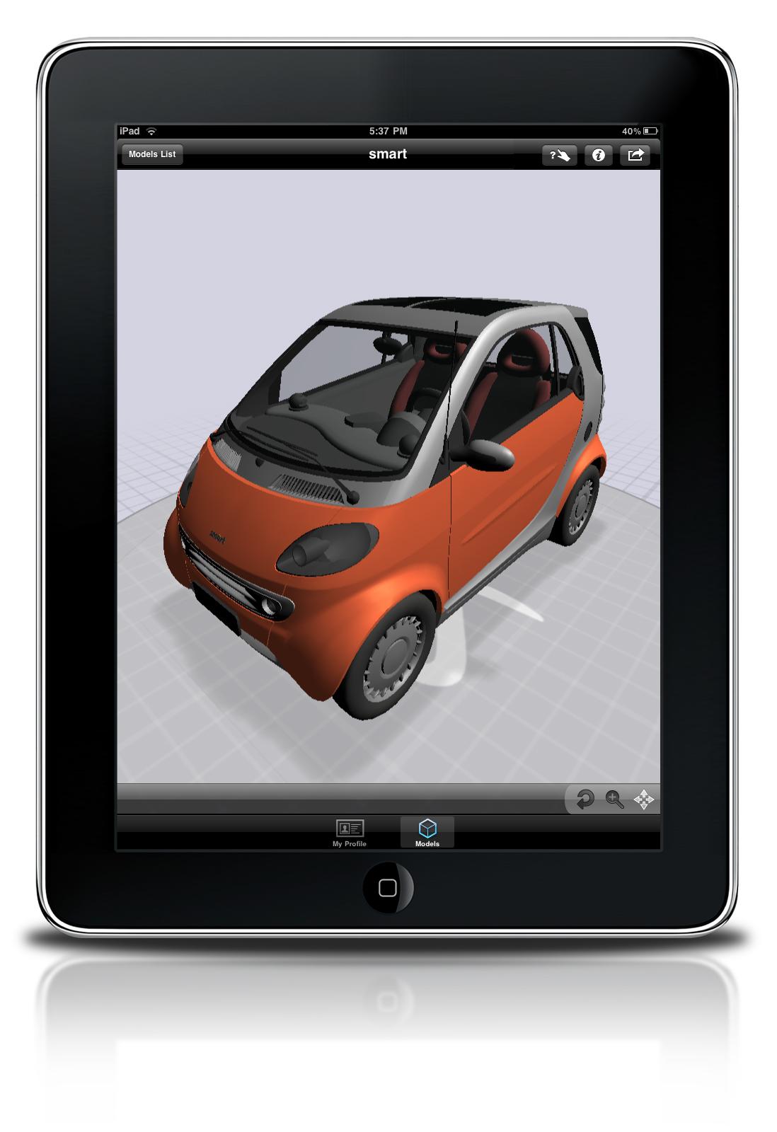 Ipad 3d Modeling App