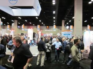 Partner Pavilion SolidWorks World 2011