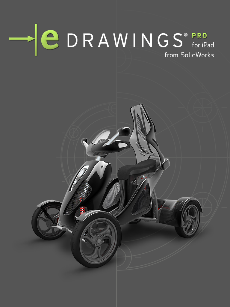 Edrawings For Iphone Ipad App Info Stats: EDrawings Pro For IPad Is Here! ( #edrawingsforipad