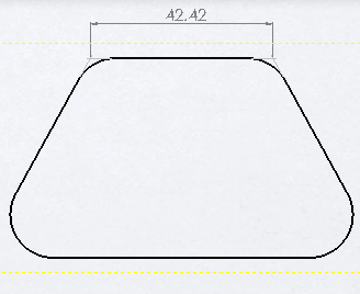 On-The-Fly Virtual Sharps while Dimensioning