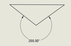 Explementary Angle