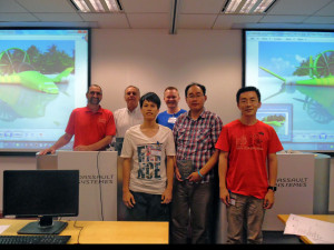SOLIDWORKS Beta event winners
