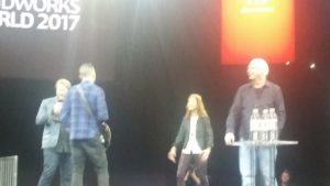 Tremonti at SOLIDWORKS World 2017 sww17