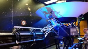 Voyager at JPL